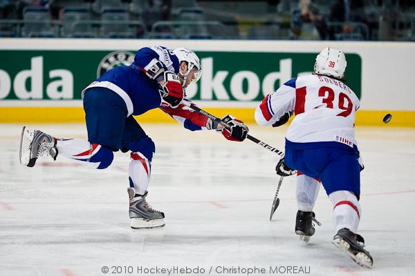 Photo hockey reportage Hockey mondial 10: La France battue