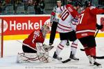 Photo hockey reportage Hockey mondial 10: Le Canada écrasé
