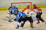 Photo hockey reportage Meudon vs Tours en images