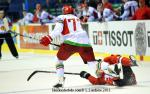 Photo hockey reportage Mondial 11: La Suisse qualifiée
