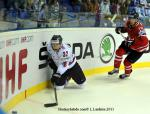 Photo hockey reportage Mondial 11: Le Canada accroché !