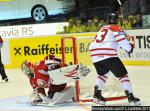 Photo hockey reportage Mondial 11: Le Canada appliqué