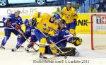 Photo hockey reportage Mondial 11: Les Bleus battus