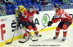 Photo hockey reportage Mondial 11: Pas de miracle autrichien