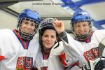 Photo hockey reportage Mondial Féminin : Danemark vs Rep. Tchèque