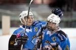 Photo hockey reportage Sous le signe du 3