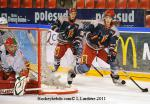 Photo hockey reportage U 22 ELITE: Grenoble - Mont Blanc Chamonix