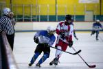 Photo hockey reportage U13 : Avignon vs Mont-Royal Outremont (Canada)