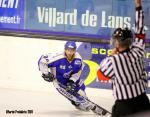 Photo hockey reportage Un derby indécis