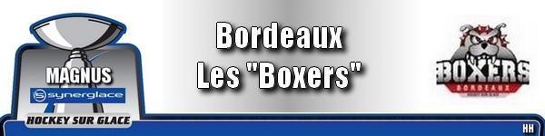 Ice Hockey: Ligue Magnus – Ligue Magnus – LM – Bordeaux Presentation