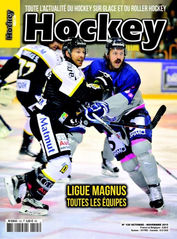 ... Magazine : Le n°125 vient de sortir - Hockey en France | Hockey Hebdo