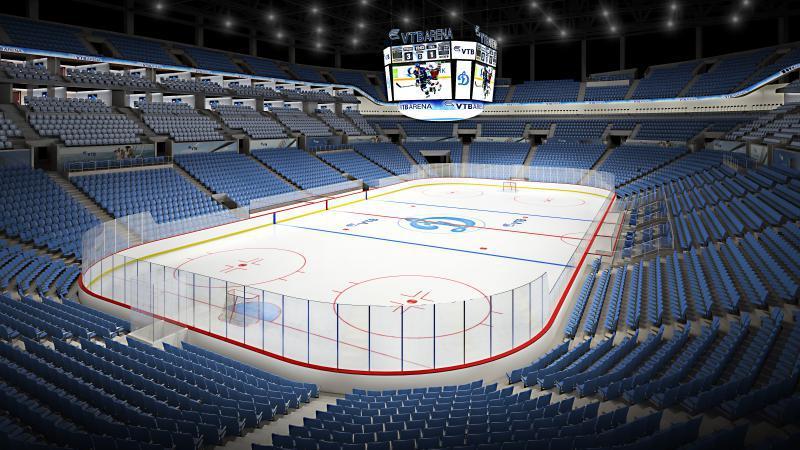Hockey Sur Glace Khl La Vtb Arena Ouvrira En 2016